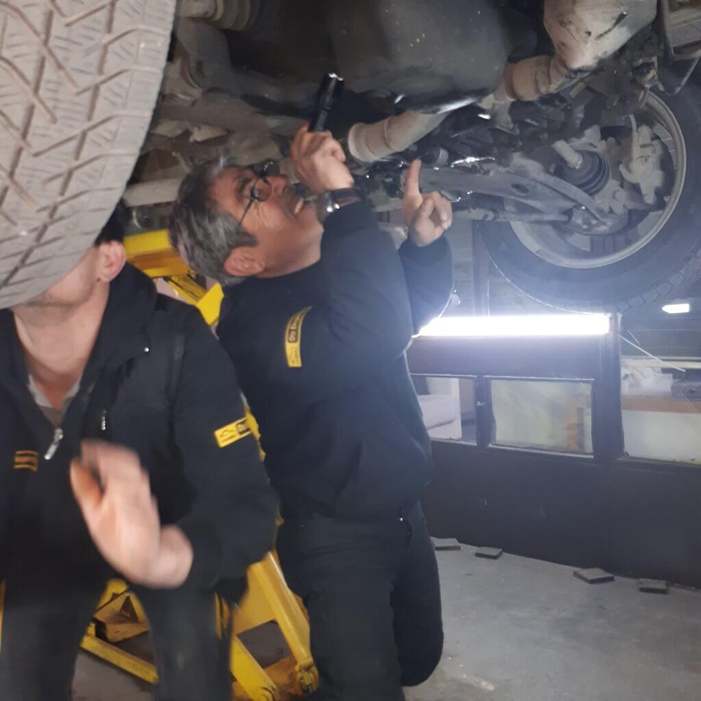 Araç Mekanik Aksam Kontrolleri