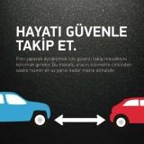 Güvenli Sürüş İçin Takip Mesafesi